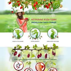 Натуральные ягоды Годжи