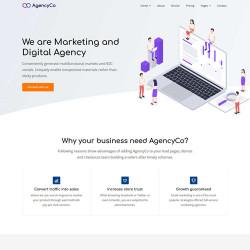 Marketing and Digital Agency